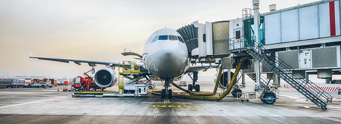 Aircraft ground maintenance